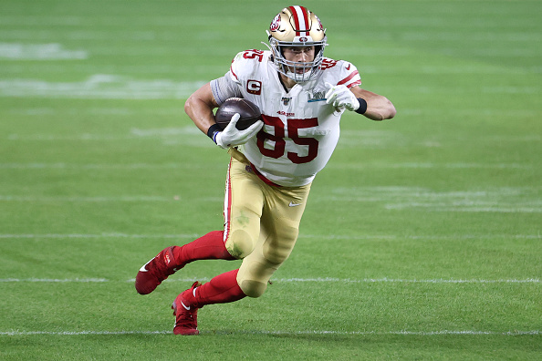 Bold Predictions for the San Francisco 49ers: George Kittle