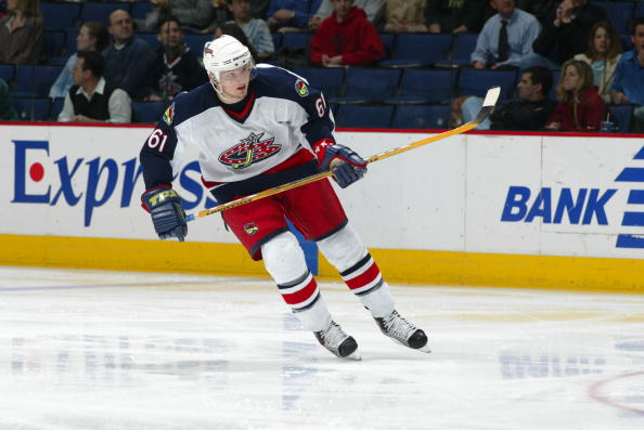 Blast from the Past: Rick Nash