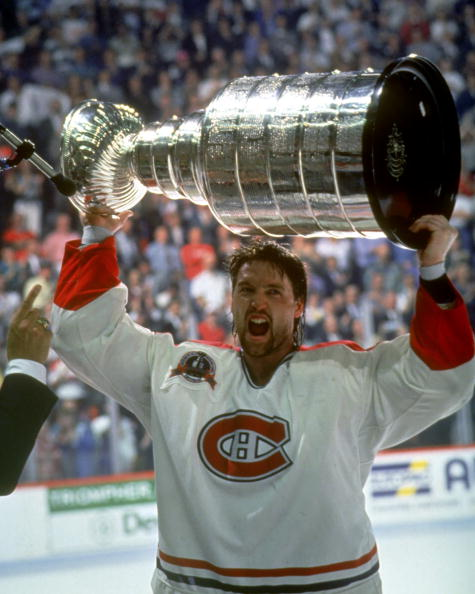Blast from the Past: Patrick Roy