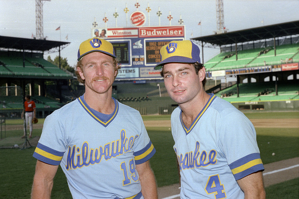 Milwaukee Brewers Mount Rushmore: Robin Yount and Paul Molitor
