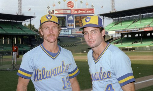 Milwaukee Brewers Mount Rushmore