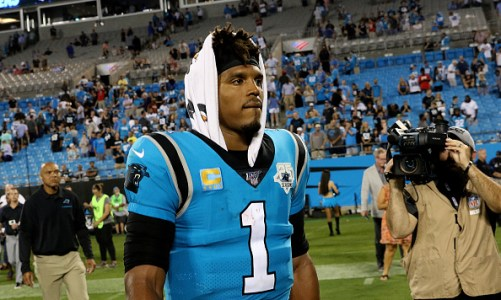 Cam Newton Signs With the New England Patriots
