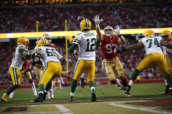 Green Bay Packers: Way-Too-Early 53-Man Roster Projection Aaron Rodgers