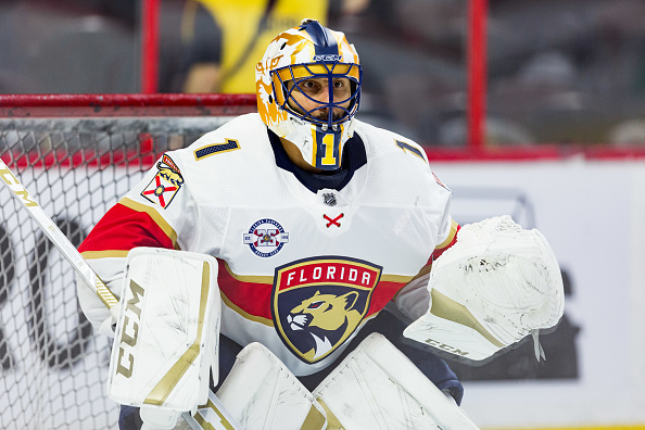 Long-time Goaltender: Robert Luongo