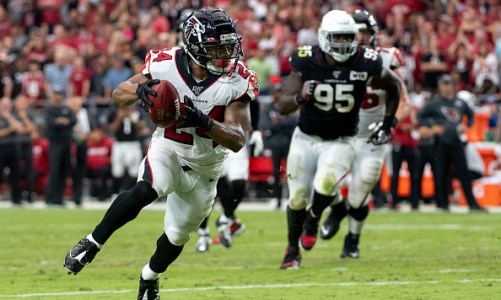 Best Three Fantasy Landing Spots for Devonta Freeman