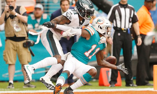 Making the Case Not to Draft DeVante Parker