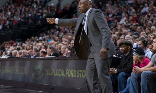 Nets Coach Jacque Vaughn Has an Interesting Audition Approaching
