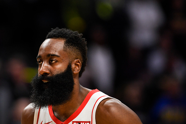 Lost and Found Games: James Harden
