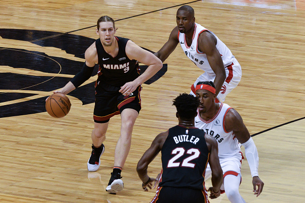 Takeaways from the Heat's first two scrimmages: Kelly Olynyk