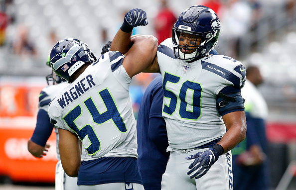 Top NFL Players: Seattle Seahawks Bobby Wagner and KJ Wright