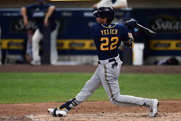 MLB DFS July 26: Christian Yelich