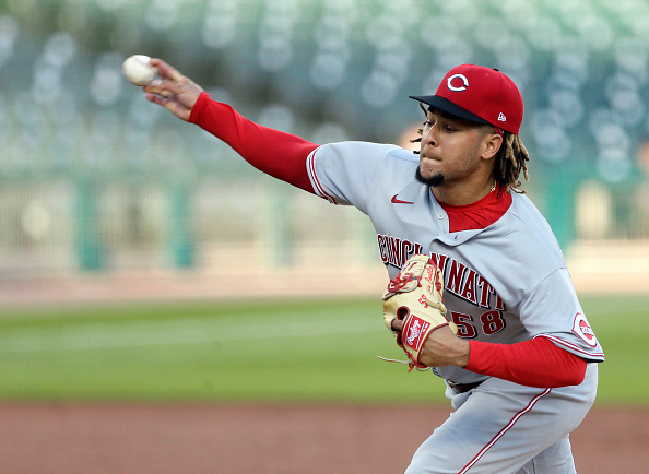MLB DFS August 6: Luis Castillo