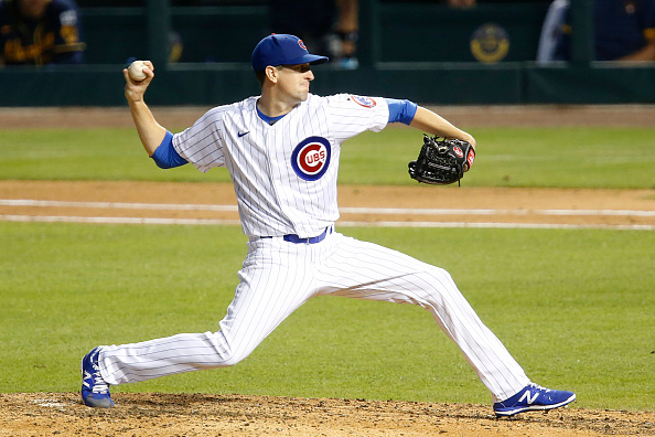 MLB DFS August 4: Kyle Hendricks