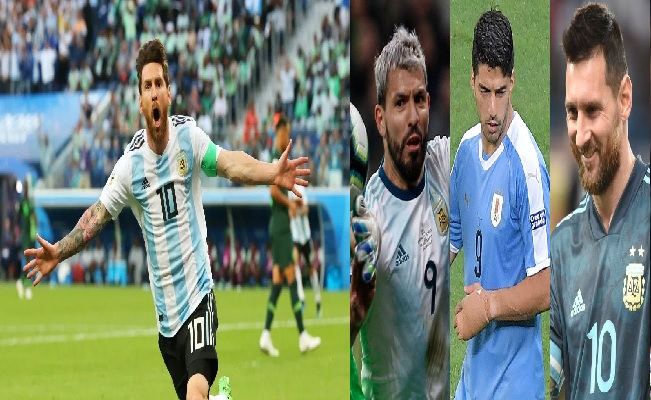 Argentina vs Uruguay: Live Stream, Squad News, Line Up, and Kick-Off Time