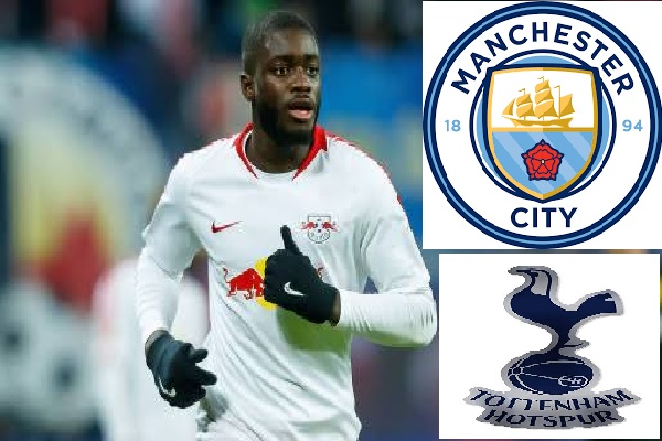 Manchester City and Tottenham joins race for Dayot Upamecano