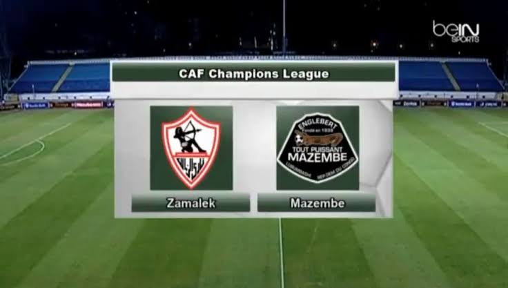 Mazembe vs Zamalek: Kick-Off Time, Where to Watch, and TV Channel