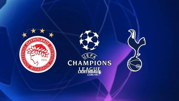 How To Watch Tottenham vs Olympiacos Piraeus Live Streaming