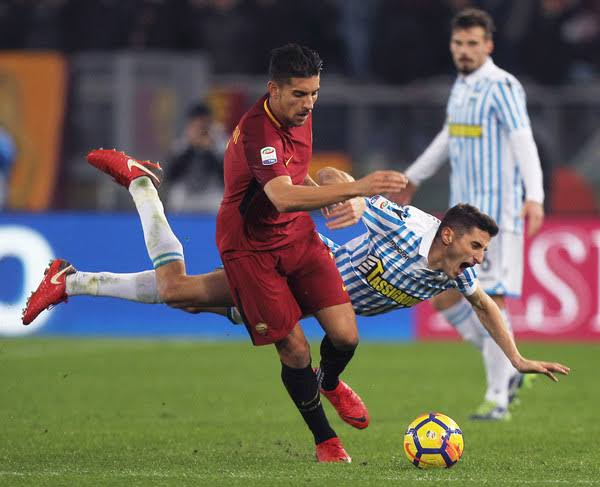 Watch Genoa vs AS Roma Live Streaming