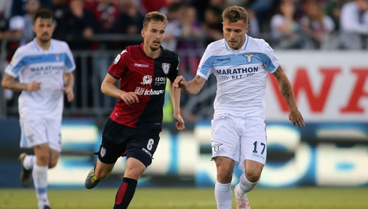 Watch Cagliari Vs Lazio Live Streaming