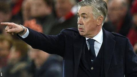 Everton sets to Sign Carlo Ancelotti as their permanent Manager
