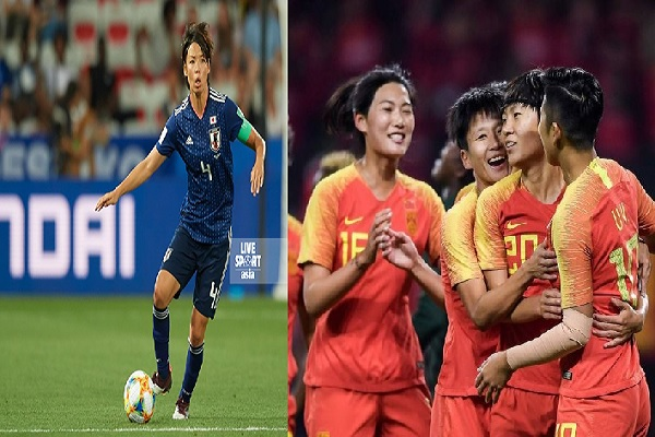 Watch China W vs Japan W Live Streaming