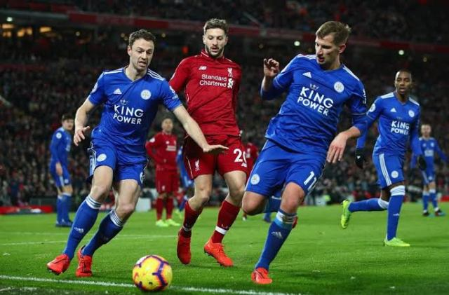 Watch Leicester City vs Liverpool Live Streaming