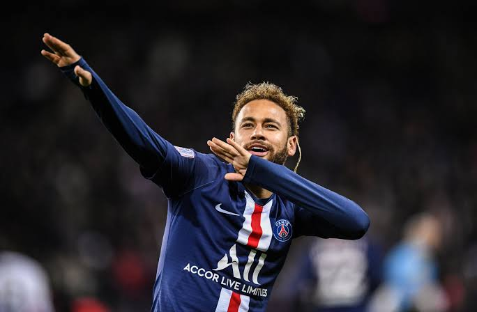 Neymar scores double as PSG defeat Lille 2-0