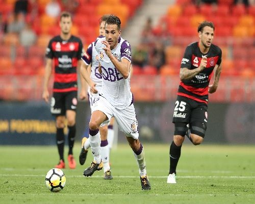 Watch Perth Glory vs WS Wanderers Live Streaming