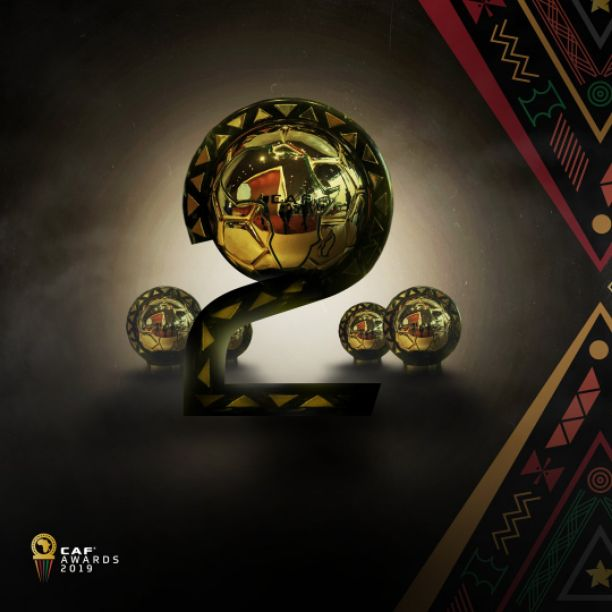 Live Streaming of CAF Awards 2019 From Egypt
