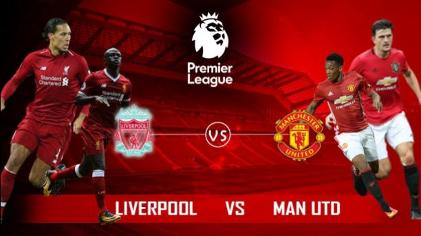Watch Liverpool vs Manchester United Live Streaming