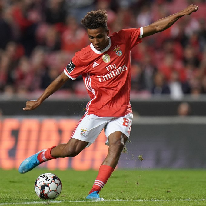 Manchester United Make a Move for Benfica Midfielder Fernandes