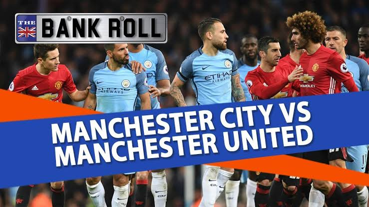 Watch Manchester City vs Manchester United Live Streaming