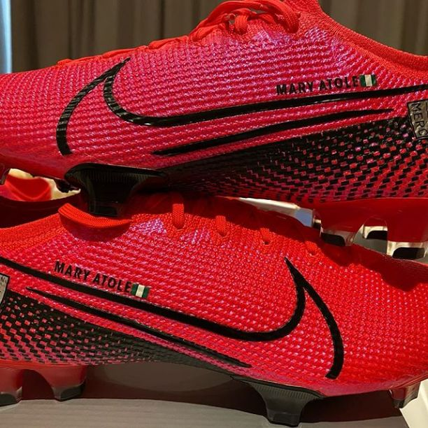 Manchester United forward Odion Ighalo dedicates Customize Boot to his late sister