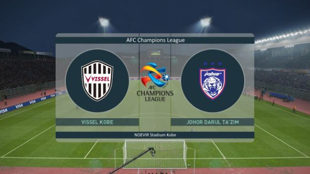 Watch Kobe vs Johor DT Live Streaming