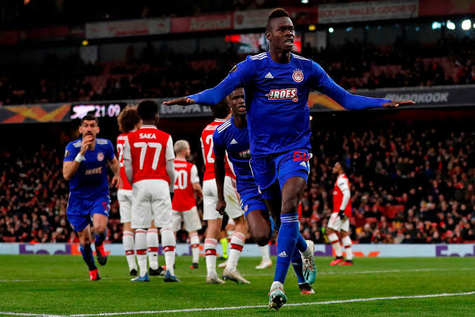 Arsenal 0-1 Olympiacos LIVE: Europa League Live Score & Live Stream