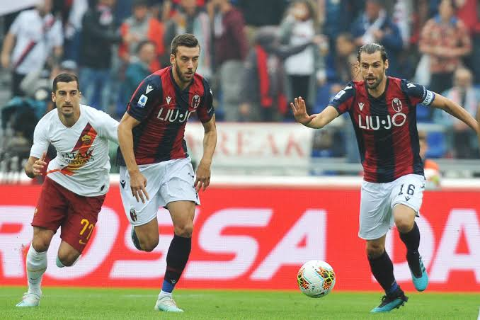 Where To Watch AS Roma vs Bologna Live Streaming
