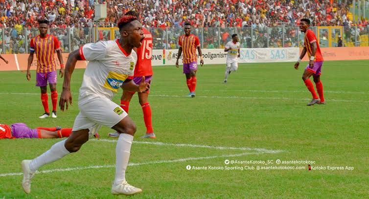 Watch Asante Kotoko vs Bechem United Live Streaming