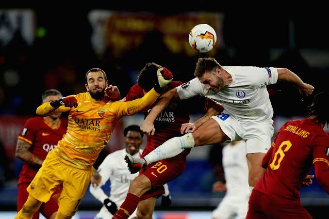 Watch Gent vs AS Roma Live Streaming