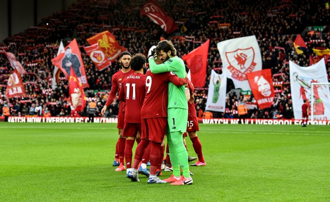 Liverpool shock West Ham 3-2 at Anfield