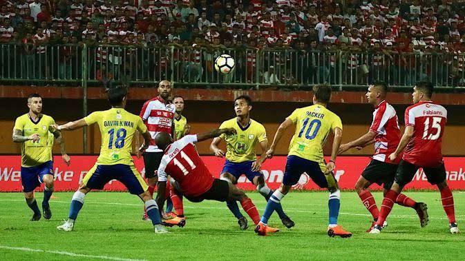 Madura United vs Barito Putera Live Stream, Where To Watch & Kick Off Time