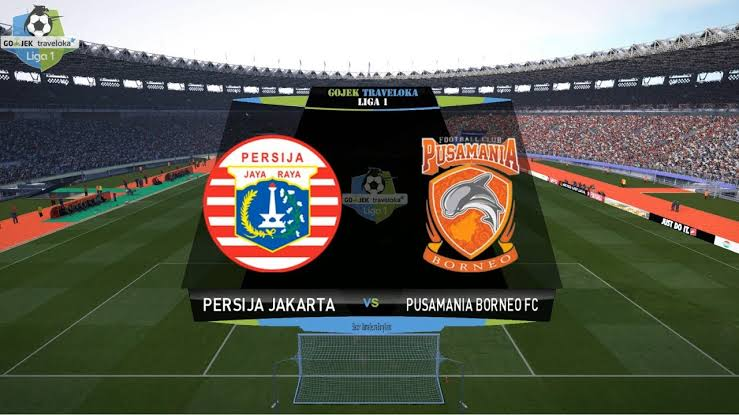 Watch Persija Jakarta vs Pusamania Borneo Live