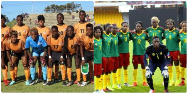 Watch Zambia W vs Cameroon W Live Streaming