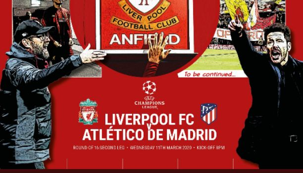 Liverpool vs Atletico Madrid Starting XI, Kick Off & Where To Watch