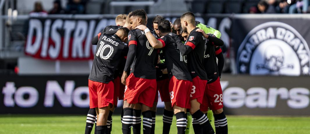 Watch DC United vs Inter Miami CF Live Streaming