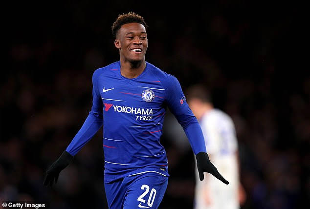 Chelsea Winger, Callum Hudson-Odoi Tested Positive For Coronavirus