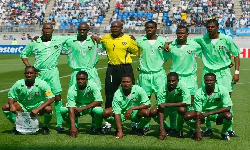 There is no Saboteurs in 2002 World Cup Super Eagles Squad – Udeze