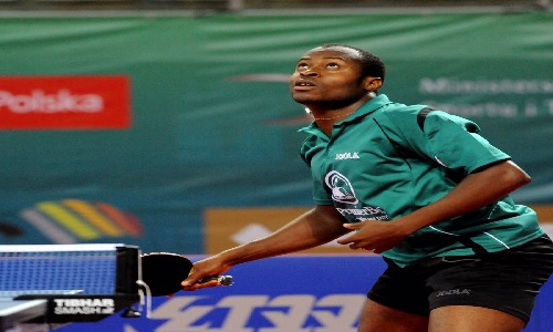 World Number 20 Table Tennis Player Quadri Reveals Why He Doesn't have a Playing Board at Home