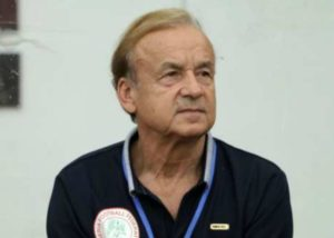 Nigeria extends Gernot Rohr's contract as Super Eagles coach