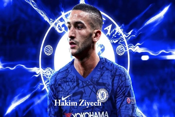 Hakim Ziyech To Be Officially Welcome To Chelsea In July With Legend's Jersey Number