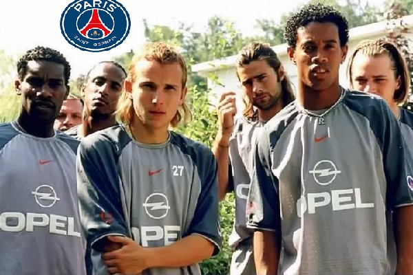 Mauricio Pochettino, Jay-Jay Okocha, Ronaldinho Stormed Paris Saint Germain Squad in 2001/02 Season